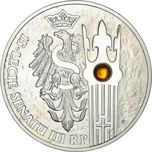 [#867802] Monnaie, Pologne, 20 Zlotych, 2004, Warsaw, Proof, FDC, Argent, KM:504