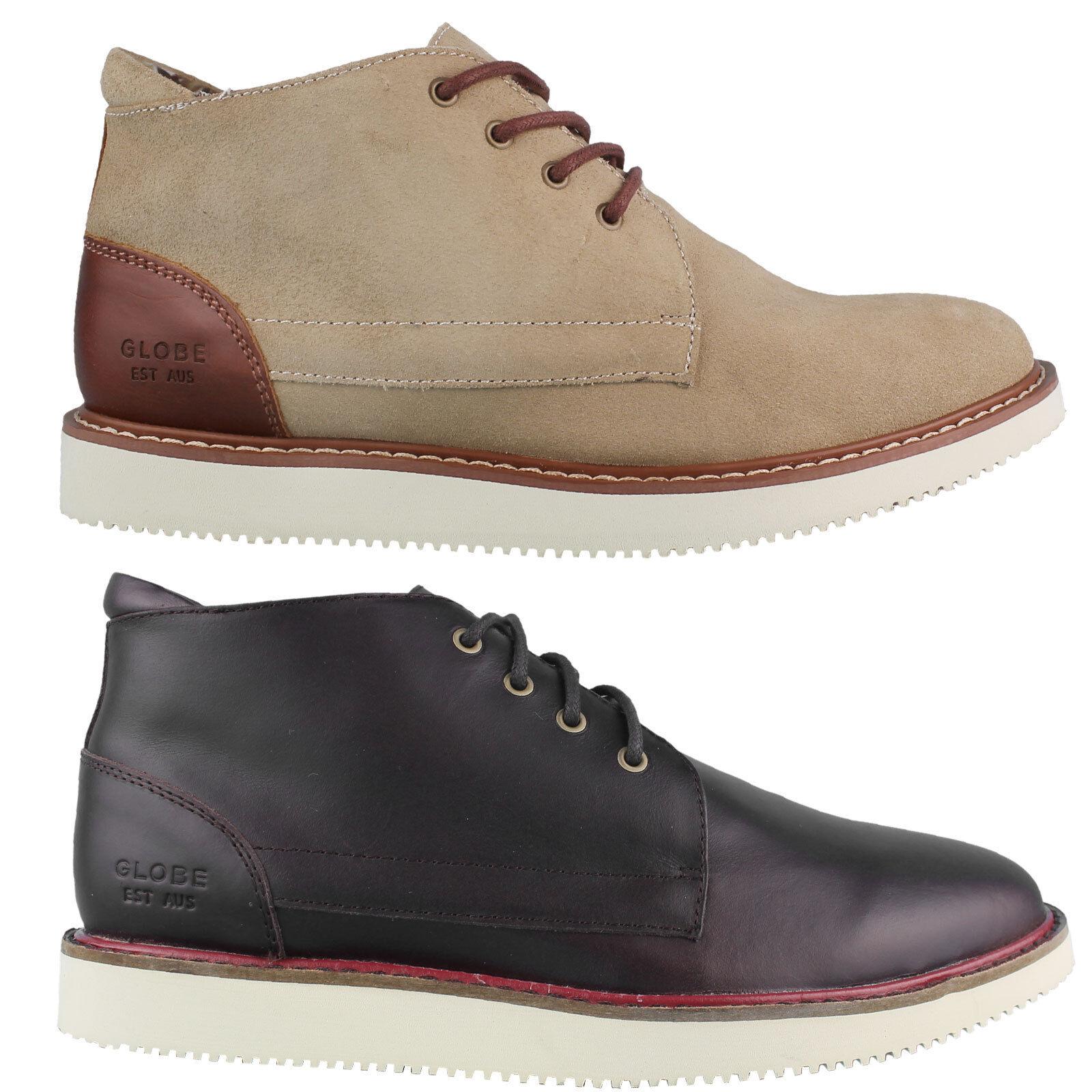 Globe DALEY Botas Zapatos botines de invierno para hombre Cordones botines Zapatos 2cdd28