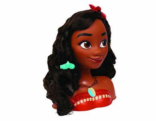 Disney Moana Styling head