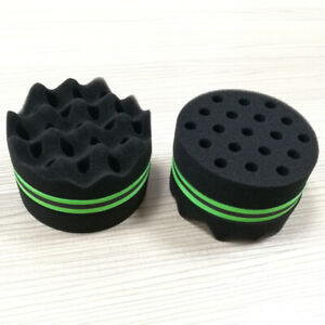 New-Hair-Sponge-Brush-Twist-Curl-Barber-Pro-For-Afro-Dreads-Coil-Waves-Locs