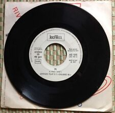 "LORENZO PILAT E I CALIBRO 45 / ""71"" - 7"" (Italy 1971 - PROMO) RARO !!!"