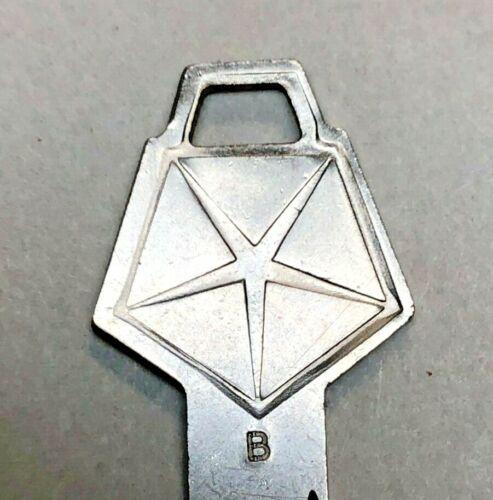 NEW 1972-1981 Dodge//Plymouth Valiant Ignition /& Door Lock Set with OE keys