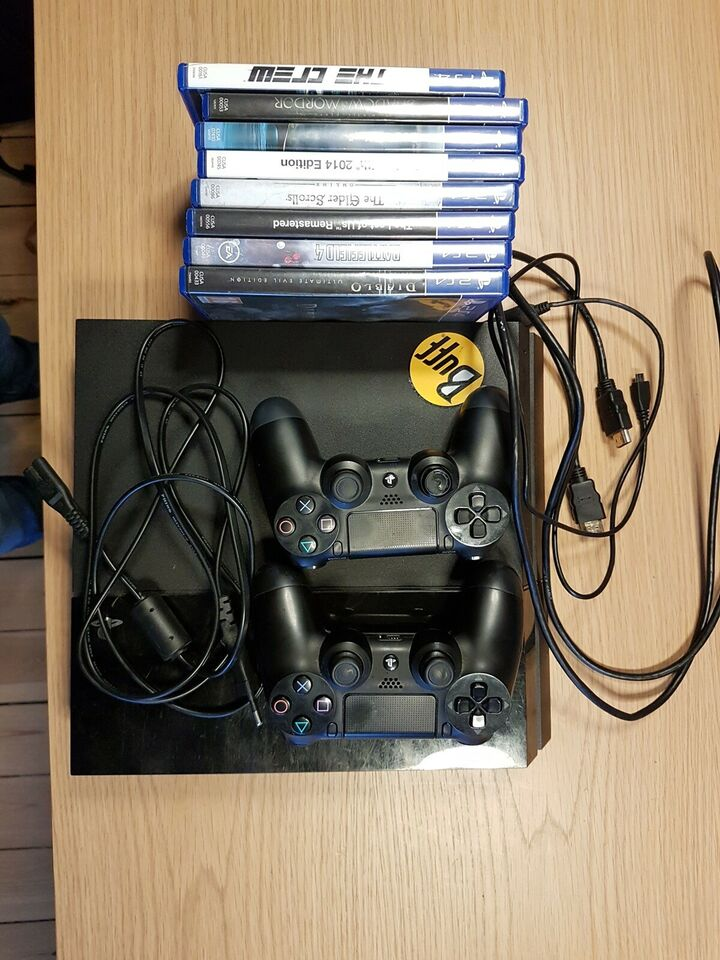 Playstation 4, Ps4, controller