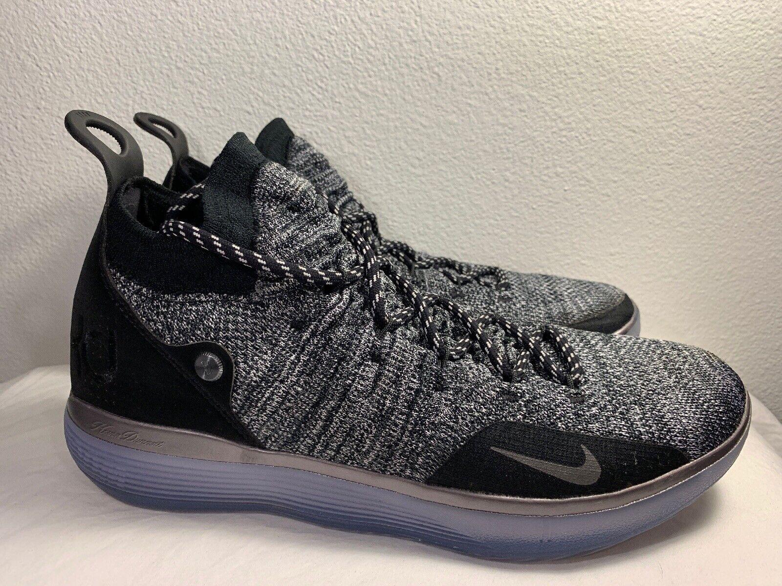 Nike Zoom KD 11  Still KD  - Oreo - AO2604-004 - Men's Size 11