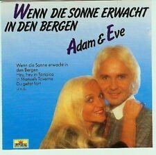 Adam & Eve Wenn die Sonne erwacht in den Bergen (12 tracks, 1970-78) [CD]