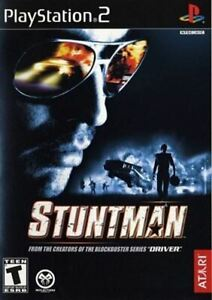 Stuntman - Authentic Sony Playstation 2 PS2 Game