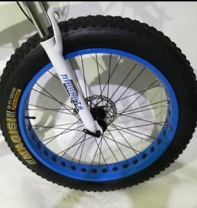"""26/"""" x 4/"""" Brand new Fat Tyre /& Inner Tube for Mountain Bike//Snow Bike"""