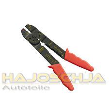 Quetschzange Crimpzange für Kabelschuhe Steckverbinder Quetschverbinder Zange
