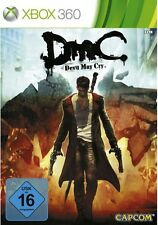 Devil May Cry 5 DmC XBOX360 Neu & OVP