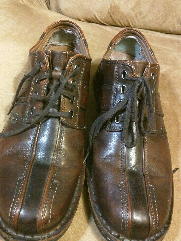 Scarpe casual da uomo Clarks 11.5 uomos casual dress shoes