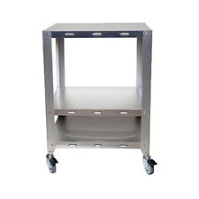 Cadco Ov Hds Two Tier Oven Equipment Stand With Undershelf