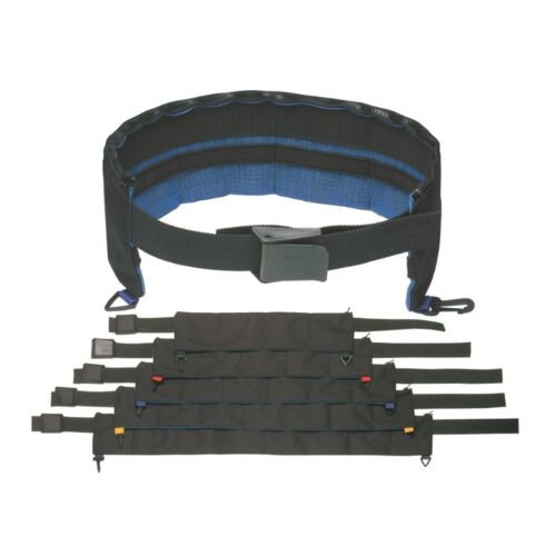 Innovative Pocket Cordura Zippered Weight Belt