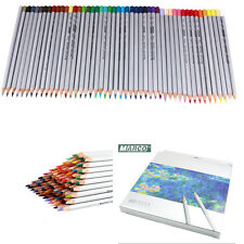 """Marco 48"""" Colored Oil Base Art Sketching Painting Drawing Non-toxic Pencils Set"""