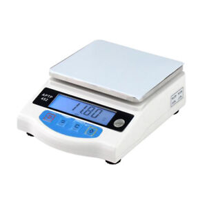 Electronic-Industrial-Analytical-Balance-2000g-0-01g-Jewelry-Lab-Kitchen-Scales