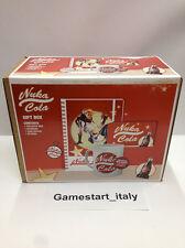 FALLOUT NUKE COLA GIFT BOX - MUG NOTEBOOK CARD HOLDER KEYRING - NO GAME INCLUDED