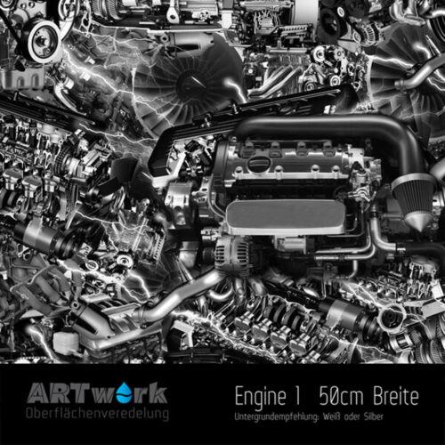 Aktivator Wassertransferdruck Folie WTD Hydrographic Starterset 2m Engine