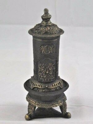 Victorian Parlor Stove Kerosene Oil  small dollhouse T6028 resin 1//12 scale