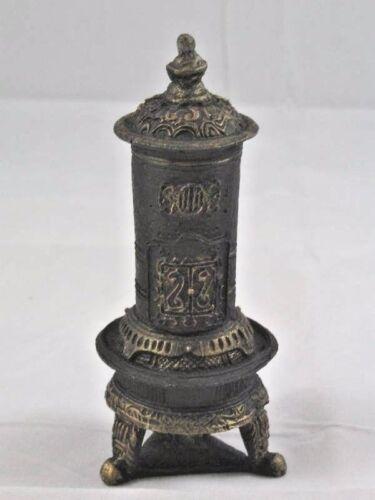 Victorian Parlor Stove Kerosene Oil  small dollhouse T6028 resin 1//12 scale