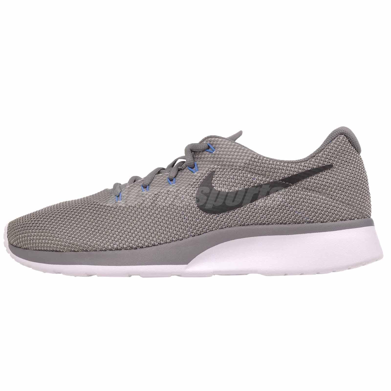 Nike Tanjun Racer Mens Running shoes Gunsmoke Grey 921669-006