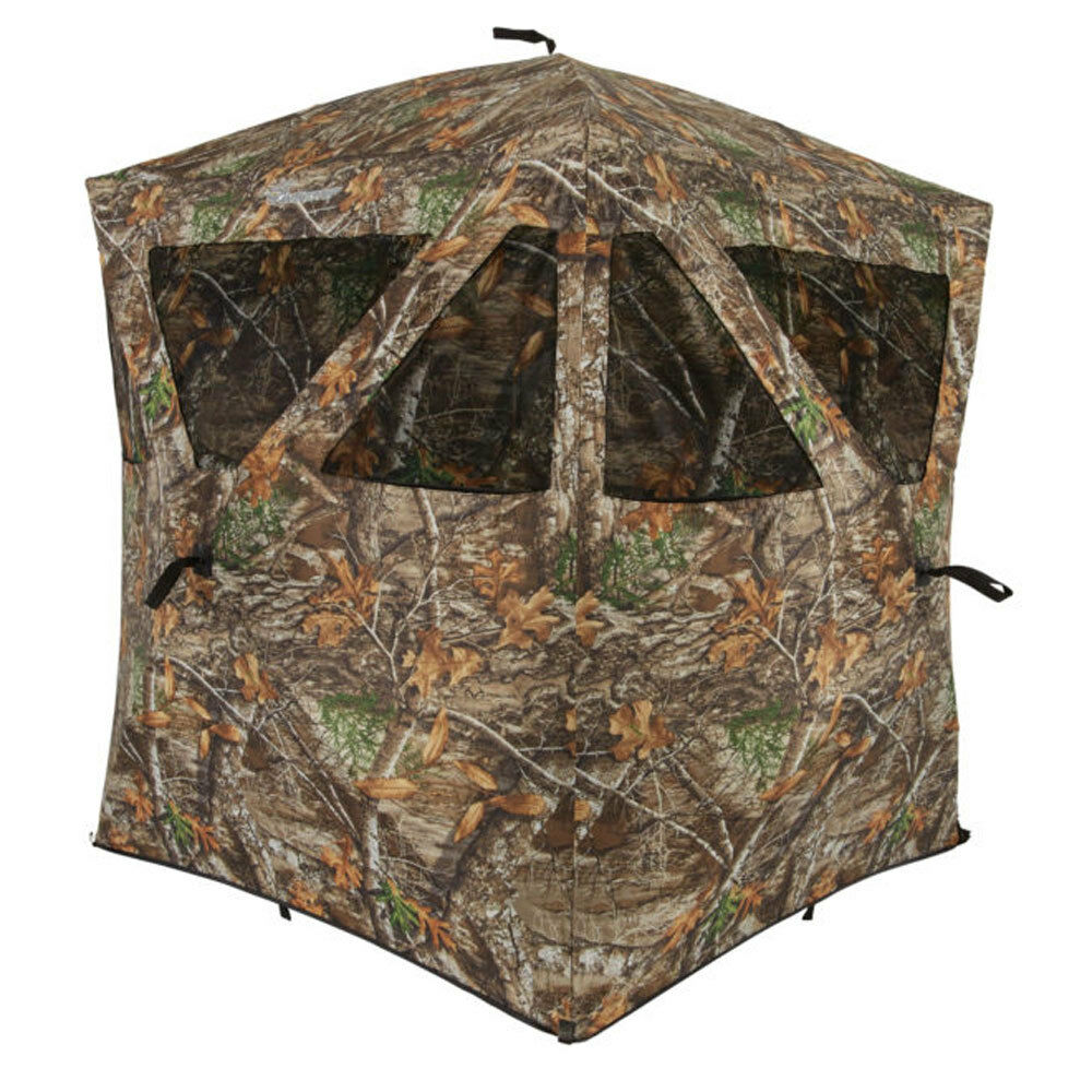 Ameristep Care Taker 66 x 55 x 55 Polyester Realtree Camouflage Ground Blind