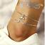 Lots Women Summer Anklet Ankle Bracelet Foot Chain Barefoot Sandal Beach Jewelry