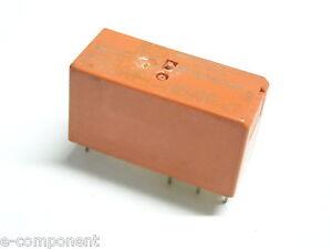 RELE-039-RT424048-Bobina-48Vdc-DPCO-8A-da-circuito-stampato