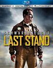 Last Stand 0031398167471 With Arno Schwarzenegger Blu-ray Region 1