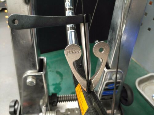 Turbo BIKE Flat Spoke Holder 0.8-1.0mm Bladed Spokes  tool