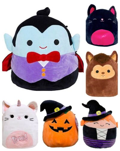 "Kellytoy Squishmallows 2020 Halloween Collection 5"" Pick 2 Nwt"