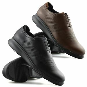 Mens-Casual-Smart-Lace-Up-Oxford-Brogue-Walking-Work-Office-Trainers-Shoes-Size