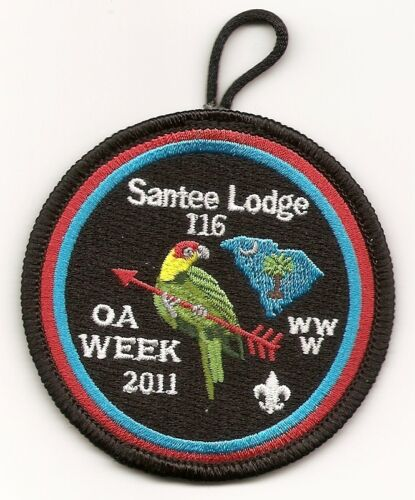 Santee 116-2011 OA Week