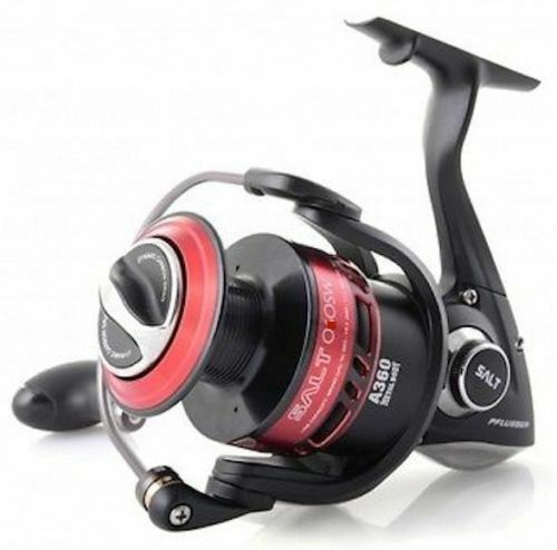 Pflueger SALT 6000 2015 PFS60 Spinning Fishing Reel BRAND NEW Free Post 2015