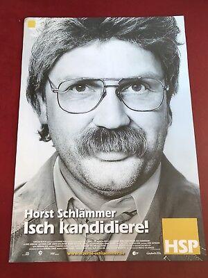 Horst Schlämmer Isch Kandidiere