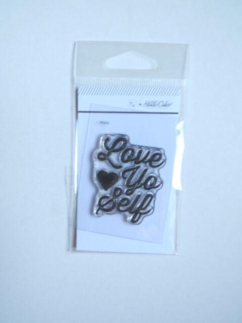 Studio Calico Love Yo Self candyland documenter kit stamp set