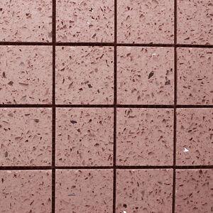 Pink Quartz Mosaics Wall & Floor Tiles - SAMPLE | eBay