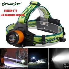 NEW 5000LM CREE XM-L T6 LED Headlamp Headlight Flashlight Head Light Lamp 18650