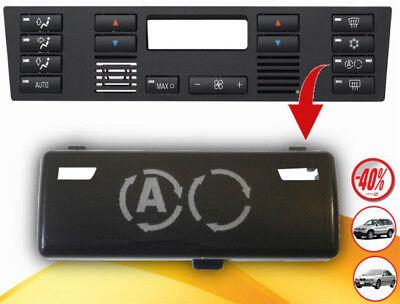 2X pour BMW X5 E39 E53 Heater Climate Control climatiseur bouton air Vent Up
