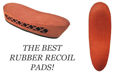 """1/"""" Thick RP8 Rubber Recoil Pad"""