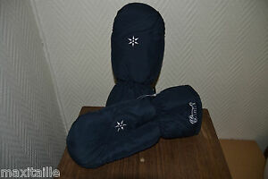 MOUFLE-MOUFLES-GAMET-SKI-SNOWBOARDS-NEUF-TAILLE-S-7-GLOVE-GANT-POLAIRE