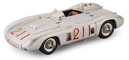 Ferrari 860 Monza  211 2nd Riverside 1958 R. Ginther 1 43 Model BEST MODELS