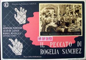 IL-PECCATO-DI-ROGELIA-SANCHEZ-GERMANA-MONTERO-1940-OPTION