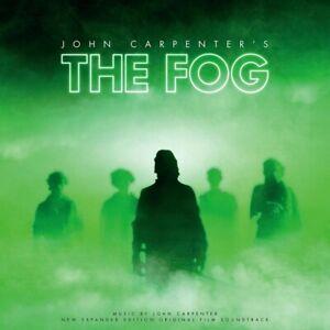JOHN-O-S-T-CARPENTER-THE-FOG-ORIGINAL-FILM-SOUNDTRACK-2-VINYL-LP-NEU