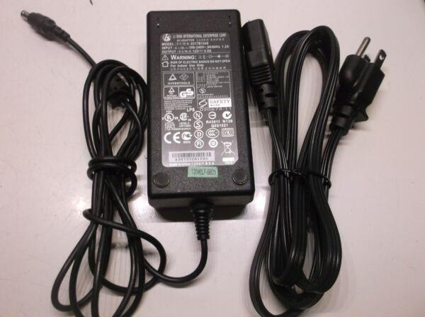 0217b1248 Li-shin Ac Adapter 12vdc 4.0a Modern Ontwerp