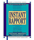 Instant Rapport by Michael J. Brooks (CD-Audio, 2002)
