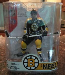 2007-08 Cam Neely McFarlane NHL Legends Series 6 Boston Bruins Action Figure