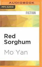 Red Sorghum : A Novel of China by Mo Yan (2016, MP3 CD, Unabridged)