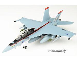 F/A-18F Super Hornet USN VFA-41 Black Aces, USS Nimitz  1:72 Diecast JC WIngs
