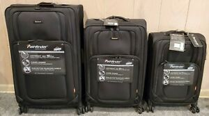 NEW-Pathfinder-Presidential-Collection-Spinner-Luggage-3-Piece-Set-29-034-25-034-21-034