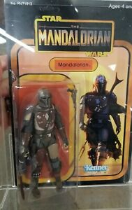 "Hasbro Star Wars 6/"" Figure Black Series Disney TV The Mandalorian Cara Dune Set"