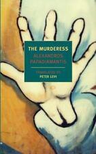 The Murderess by Alexandros Papadiamantis (2010, Paperback)